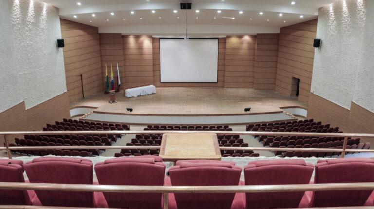 Auditorio Termales el Otoño